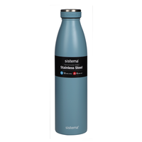 Hydrate dubbelwandige isoleerfles uit rvs 750ml